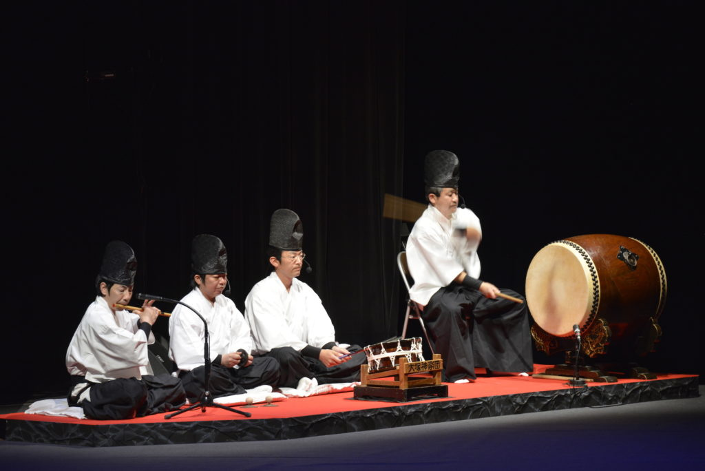 kagura music
